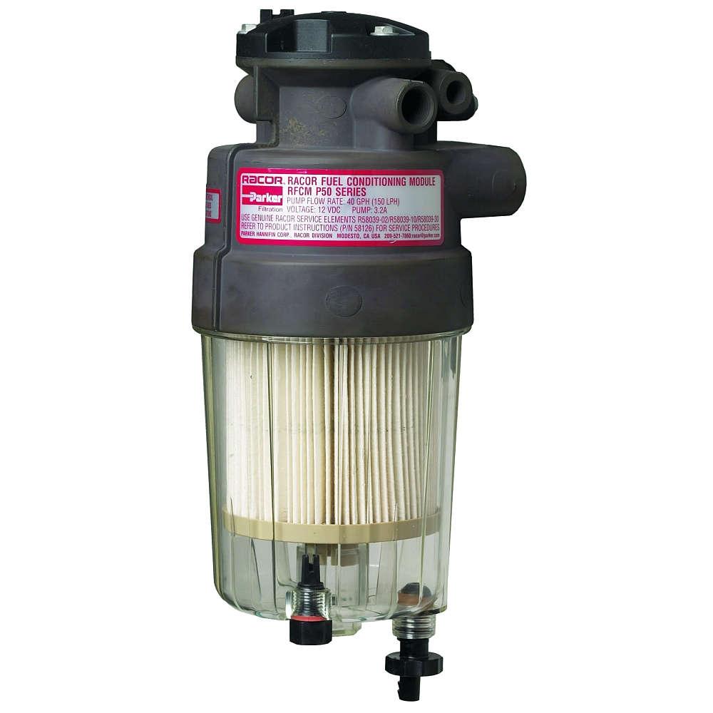 Diesel Fuel Conditioning Module – Racor P Series